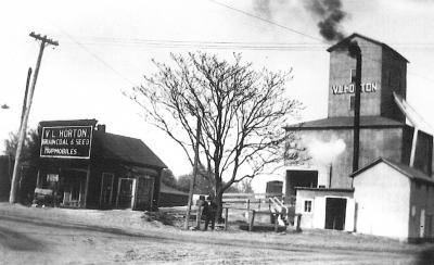 Horton Grain and Seed Circa 1920s.