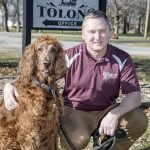 Rob Murphy : Village President